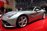 2013 Ferrari F12 Berlinetta: Geneva Auto Show
