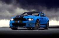 2013 Ford Shelby GT500 Is A 662hp Monster!
