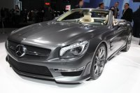 2013 Mercedes SL65 AMG: New York Auto Show