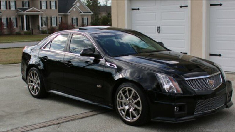 Cadillac Cts V Autotrader >> 2012 Cadillac Cts Classics For Sale Classics On Autotrader