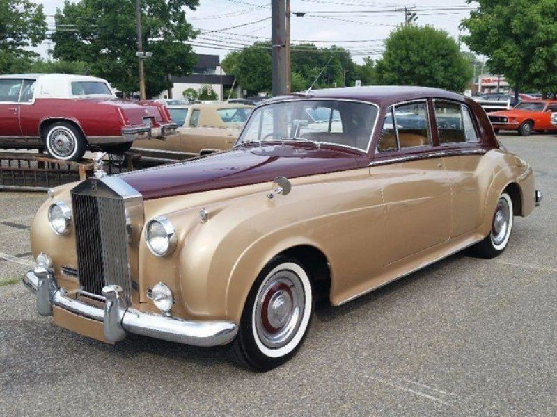 1962 Rolls-Royce Silver Cloud Clics for Sale - Clics on Autotrader