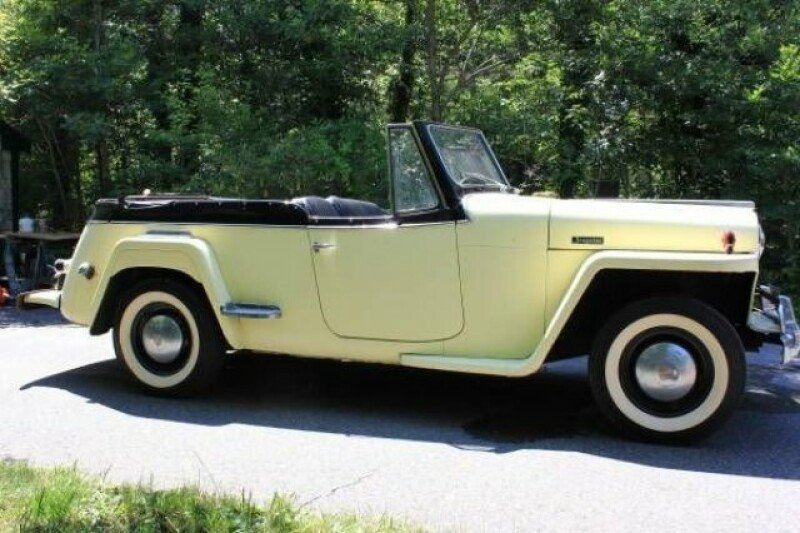 Willys Jeepster Classics for Sale - Classics on Autotrader