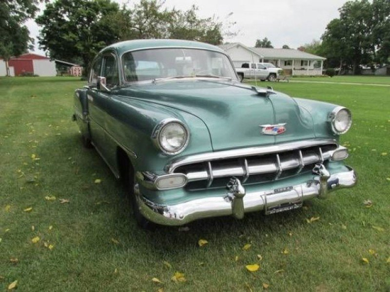 1954 Chevrolet Bel Air Classics for Sale - Classics on Autotrader