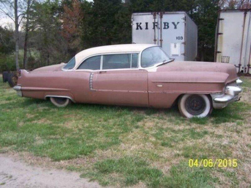 1956 Cadillac De Ville Clics for Sale - Clics on Autotrader