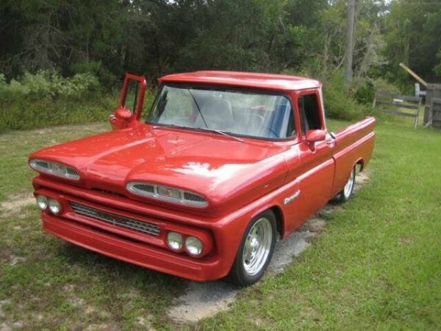 Chevy Truck 1960s Pickup