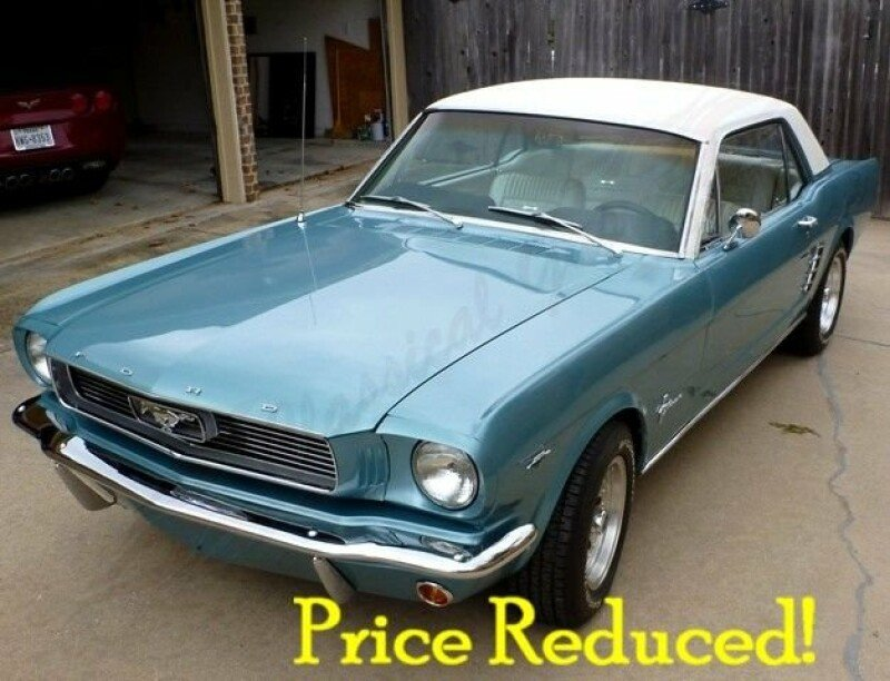 Ford Mustang Classics for Sale near Dallas, Texas - Classics on ...