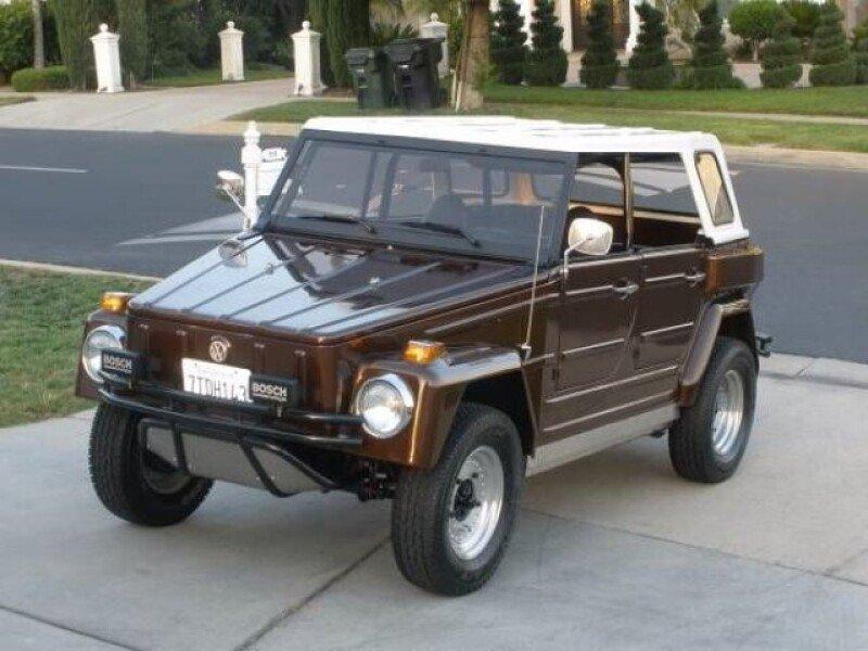 Volkswagen thing classics for sale classics on autotrader altavistaventures Choice Image