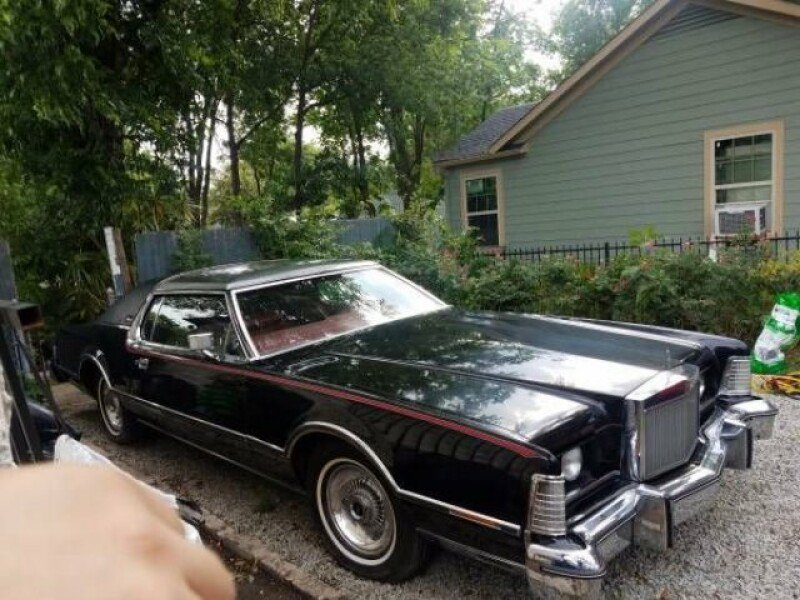 1976 Lincoln Continental Clics for Sale - Clics on Autotrader