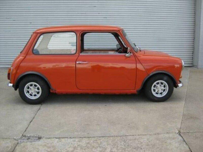 Austin Mini Classics For Sale Classics On Autotrader - Classic mini car