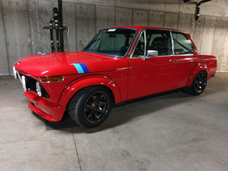 Bmw 2002 Tii For Sale >> Bmw 2002 Classics For Sale Classics On Autotrader