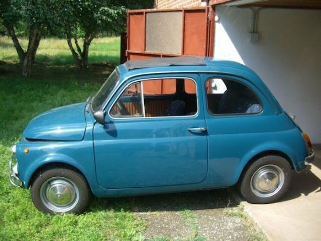 Old fiat 500 for sale