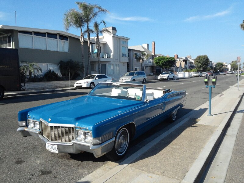 1969 Cadillac De Ville Classics for Sale - Classics on Autotrader