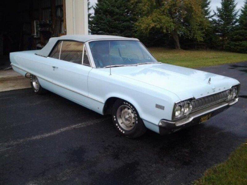 1965 Dodge Polara Clics for Sale - Clics on Autotrader