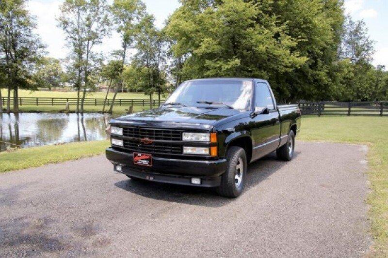 1990 Chevrolet Silverado 1500 For Sale Near Riverhead New York