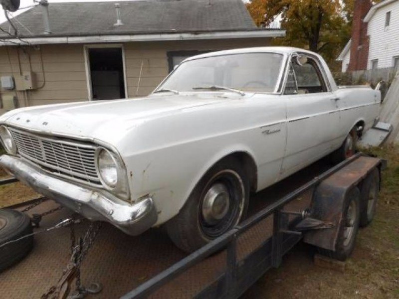 Ford Ranchero Classics for Sale - Classics on Autotrader