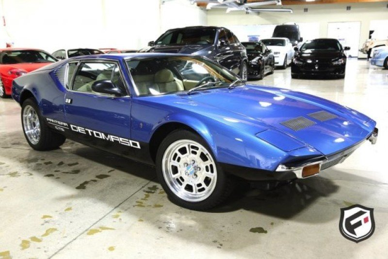 1972 De Tomaso Pantera Classics for Sale - Classics on Autotrader