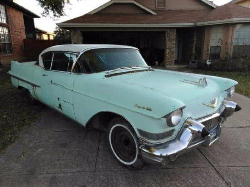 1957 Cadillac De Ville Classics for Sale - Classics on Autotrader