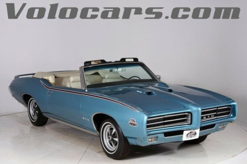 Pontiac GTO Classics For Sale Classics On Autotrader - Signs of cars with namesbest car signs photos blue maize