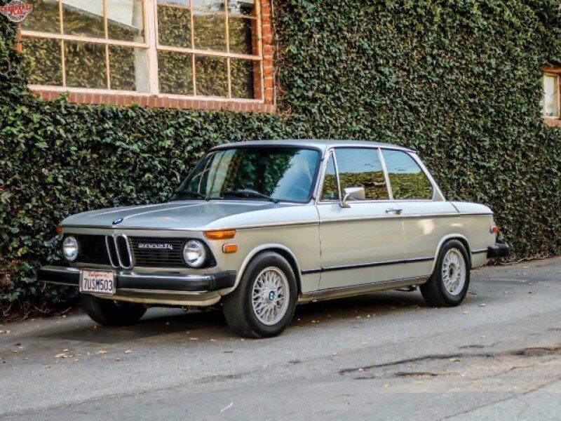 BMW 2002 Classics for Sale - Classics on Autotrader