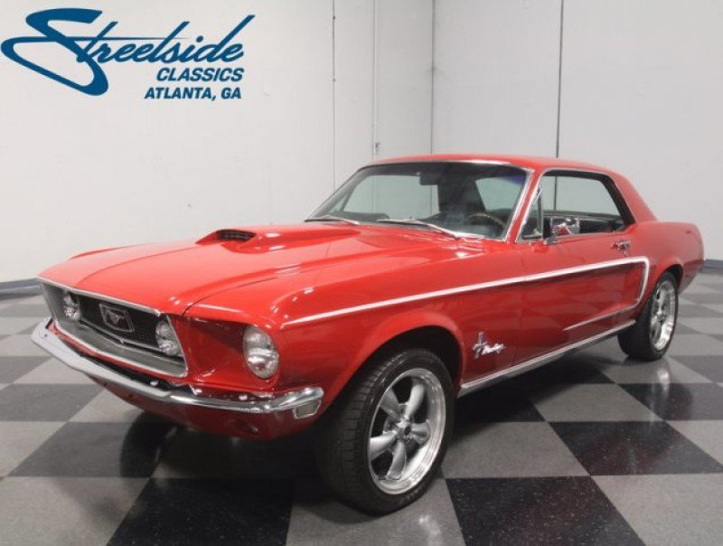 Ford Muscle Cars and Pony Cars for Sale - Classics on Autotrader