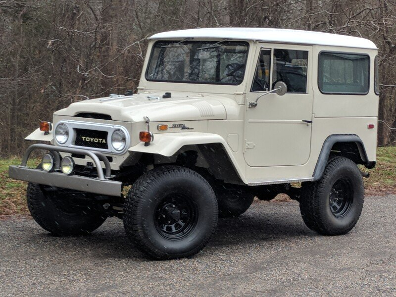 1971 Toyota Land Cruiser Classics for Sale - Classics on Autotrader