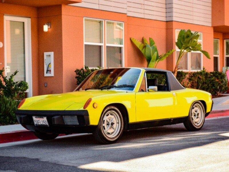 1974 Porsche 914 Clics for Sale - Clics on Autotrader