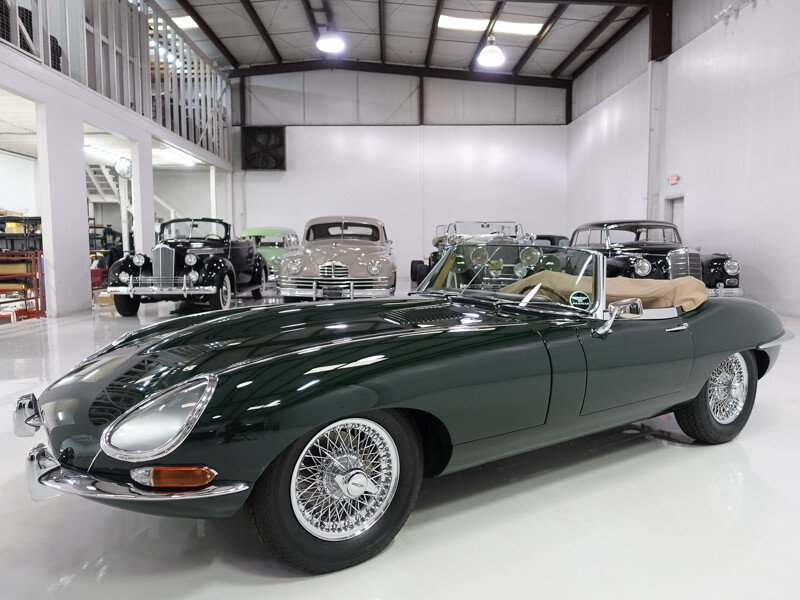 Jaguar E-Type Classics for Sale - Classics on Autotrader