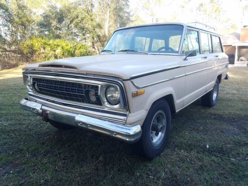 Jeep Wagoneer Classics for Sale - Classics on Autotrader