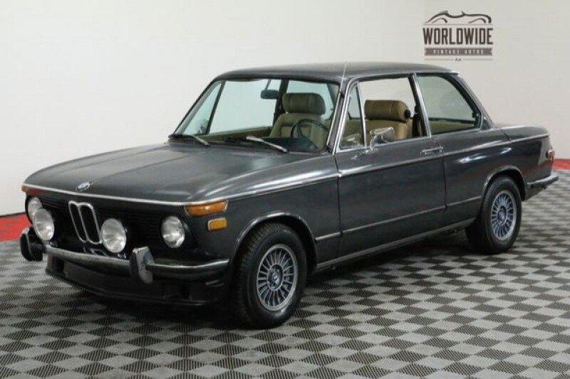 BMW Classics For Sale Classics On Autotrader - 1972 bmw 2002 tii