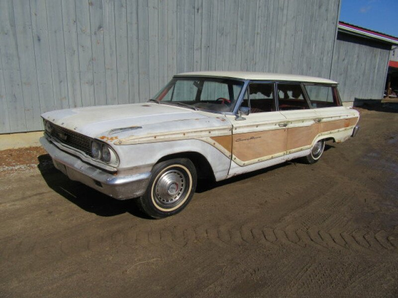 Ford Station Wagon Series Classics for Sale - Classics on Autotrader