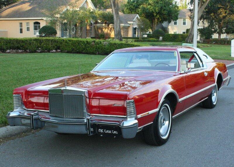 Lincoln Mark Iv Classics For Sale Classics On Autotrader