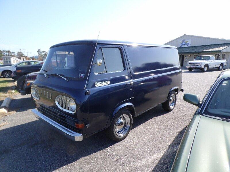Ford Econoline Van Classics for Sale - Classics on Autotrader