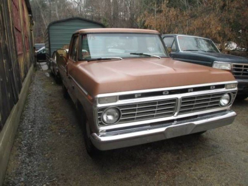 1973 Ford F100 Classics for Sale - Classics on Autotrader