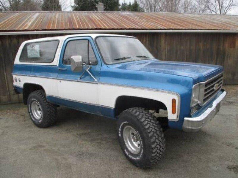 1976 Chevrolet Blazer Classics for Sale - Classics on Autotrader