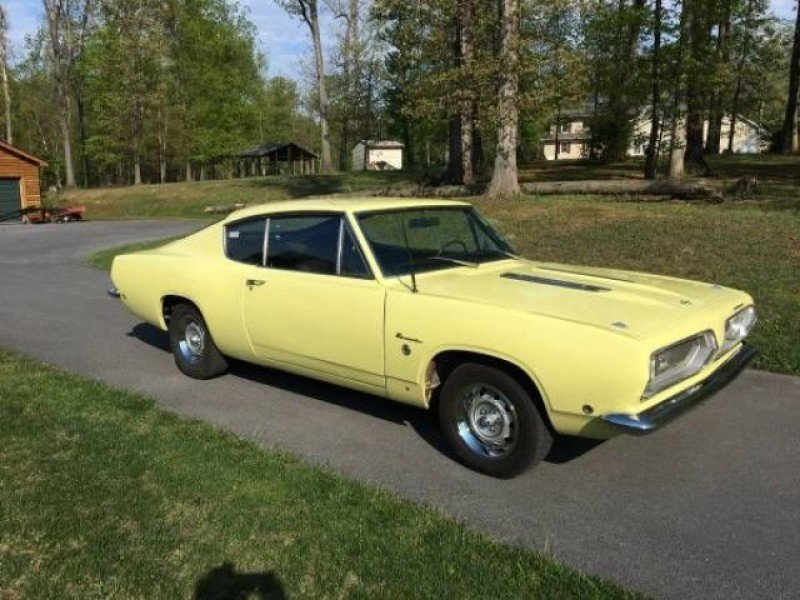 1968 Plymouth Barracuda Classics For Sale