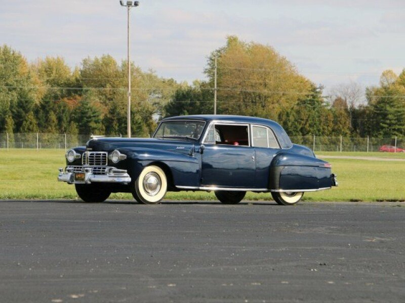 1948 Lincoln Continental Classics for Sale - Classics on Autotrader