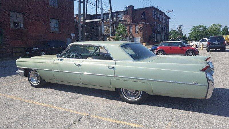 1964 Cadillac De Ville Classics for Sale - Classics on Autotrader