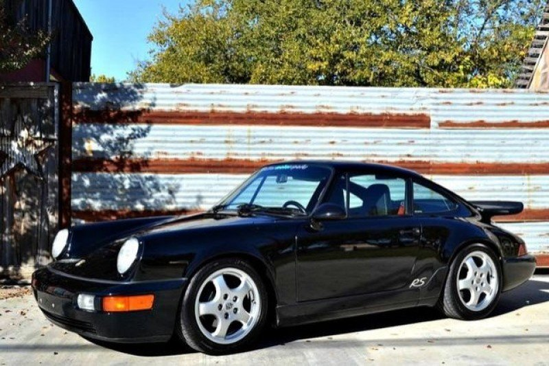 1993 Porsche 911 Classics For Sale Classics On Autotrader