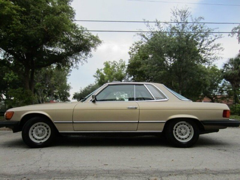 Mercedes-Benz 450SLC Classics for Sale - Classics on Autotrader
