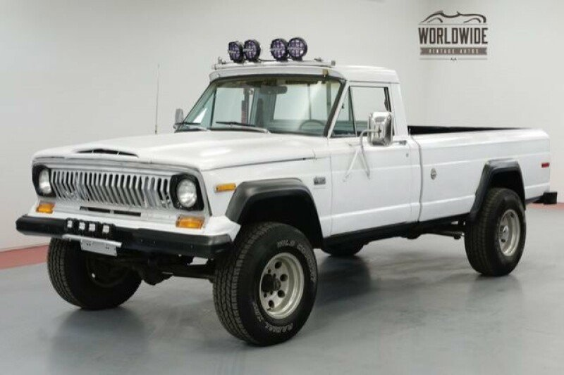 Jeep j series pickup classics for sale classics on autotrader publicscrutiny Image collections