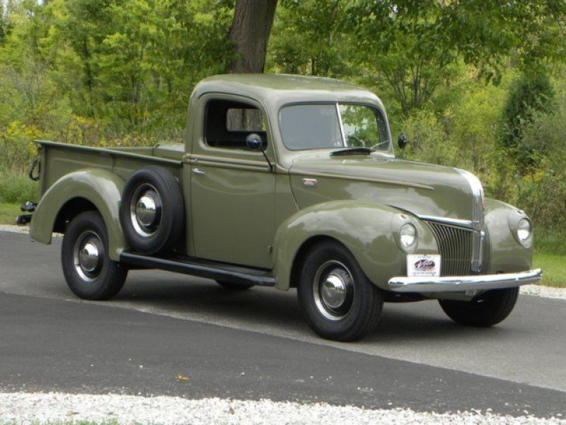 1941 Ford Pickup Classics for Sale - Classics on Autotrader