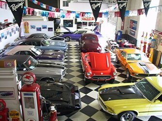 Midwest Car Exchange Classic Car Dealer In Alsip Illinois - Muscle car dealers