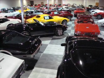 Buyavette Inc Classic Car Dealer In Atlanta Georgia Classics - Buyavette car show