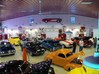 Old Town Automobile Truck Sales Classic Car Dealer In