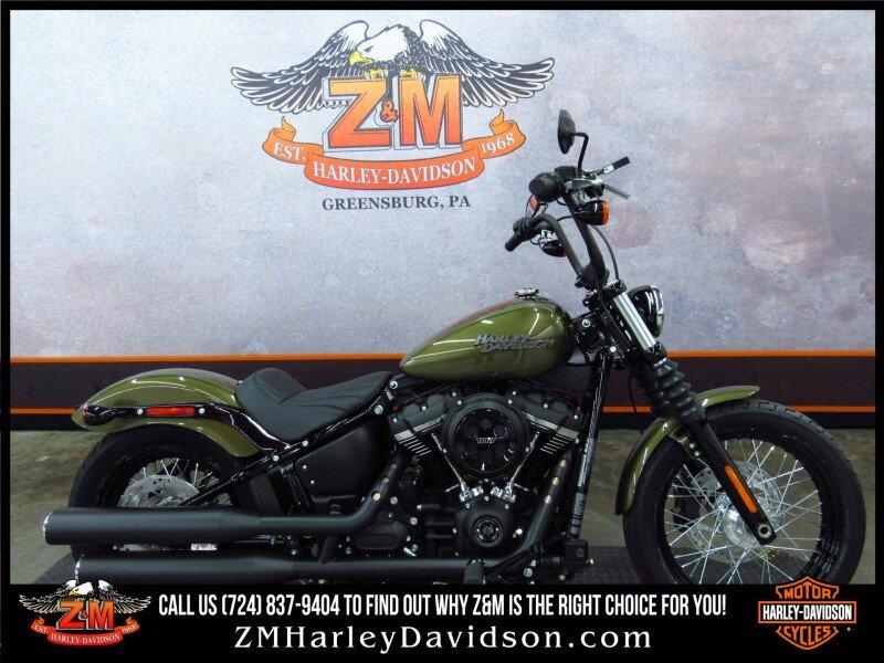 2018 Harley-Davidson Softail for sale near Greensburg, Pennsylvania