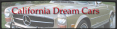 California Dream Cars
